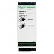Lágyindító 9A, 1f 1,1Kw 230V vagy 3f 1,5-4Kw 230-400V motorokhoz, Altistart 01 (Schneider ATS01N109FT)