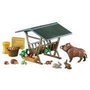 Playmobil Add-On Series - Woodland Trough