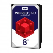 "HDD 3.5"", 8000GB, WD Red PRO, 7200rpm, 256MB Cache, SATA3 for NAS (WD8003FFBX)"