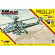 AH-64D APACHE Elicopter american Longbow de asalt