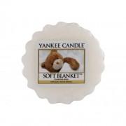 Yankee Candle Soft Blanket 22 g vosk do arómalampy unisex