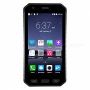"""""""E & L S30 Android 7.0 4G 4.7 """"""""Telefono de prueba triple con memoria RAM de 2GB y 16GB - Negro"""""""
