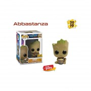 Groot Funko Pop Pelicula Guardianes De La Galaxia Edicion Hot Topic