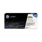 TONER HP 650A AMARILLO LASERJET COLOR M750DN 13,500 PAG (CE272A)
