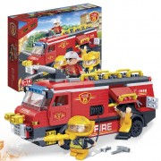 BanBao Fire Rescue Team 7103