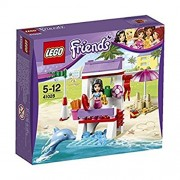 Lego Friends Emma's Lifeguard Post, Multi Color
