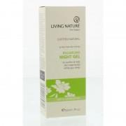 Nachtcrème voor de onrustige / vette huid - 50 ml Living Nature