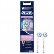 A&D PHARMA Oral-B, austauschbare Spitzen, Sensi Ultra Thin EB60, 2 Stück