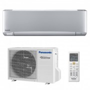 Aparat de aer conditionat Panasonic Etherea Silver Inverter Plus CS-XZ12SKEW + CU-Z12SKE 12000 BTU