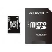 MEMORIA MICRO SDHC ADATA 32GB CL4 C/ADAPT (AUSDH32GCL4-RA1)