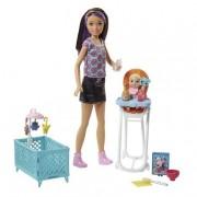Mattel Barbie - Playset Canguro de Bebés (varios modelos)