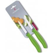 Cutit Bucatarie Victorinox Swiss Classic Paring Knife, 6.7606.L114B, Lama 8cm, 2buc/blister