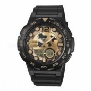 reloj digital analogico estandar casio AEQ-100BW-9A - negro (sin caja)