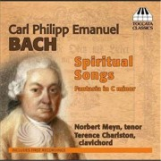 Video Delta Bach,J.S. - Spiritual Songs - CD