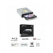 Optički uređaj Hitachi/LG BH16NS40 Blue-Ray Bulk Black BH16NS40.ARAA10B