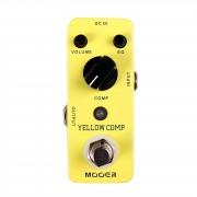 Mooer Audio Amarillo Comp Optical Pedal de compresión