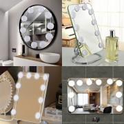 LED Spegellampor