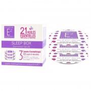 E2 Essentiel Elements Capsules Aroma Sleep box aux 21 huiles essentielles de E2 Essentiel Elements