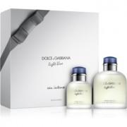 Dolce & Gabbana Light Blue Pour Homme lote de regalo ІХ eau de toilette 125 ml + eau de toilette 40 ml