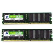 Memoria Ram DDR3 8Gb / 1600 Corsair ValueSelect 2x4Gb Kit CL11 1.5V