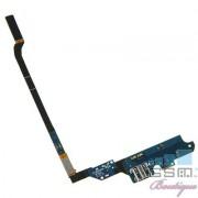 Banda Flex Samsung I9505 Galaxy S4 Cu Microfon Si Mufa Incarcare