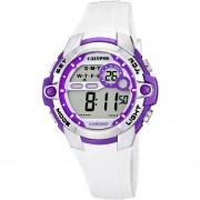Reloj K5617/3 Blanco Calypso Hombre Digital Crush Calypso