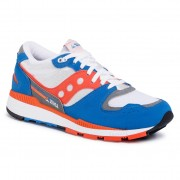 Сникърси SAUCONY - Azura S70437-36 Grey/Orange/Blue