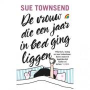 De vrouw die een jaar in bed ging liggen - Sue Townsend