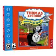 Atari Thomas: Trouble on the Tracks (Jewel Case) PC