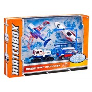 Matchbox Sky Busters Mission Force Arctic Adventure Pack
