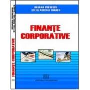 Finante corporative.
