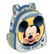 Ranac predškolski Mickey Mause 3D