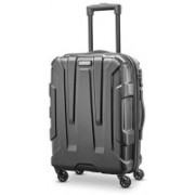 Samsonite Solid Hard Body Expandable Check-in Luggage - 25 inch(Grey)