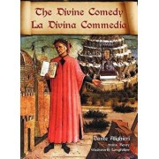 The Divine Comedy / La Divina Commedia - Parallel Italian / English Translation, Hardcover/Dante Alighieri