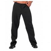 Geen Grote maten verkleed broek zwart 58 (3XL) Zwart
