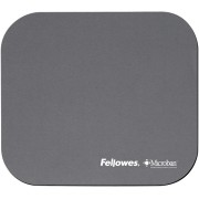 Mousepad with Microban Protection Silver