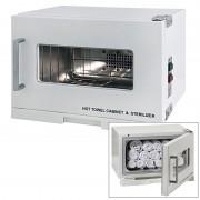 Calentador de Toalhas de 7 Litros de Capacidade: Elimina todo o tipo de gérmenes e bactérias