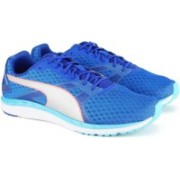 Puma Speed 300 IGNITE 2 Wn Running Shoes For Women(Blue)
