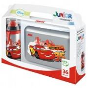 Nuk - Сет кутия за обяд и Junior Cup Cars