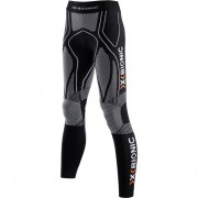 X-Bionic The Trick Running Pants Long Lady - black white - XS
