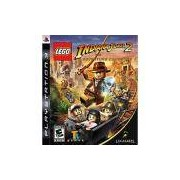 Game - Lego Indiana Jones 2: The Adventure Continues - PS3