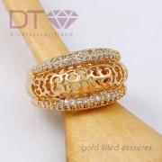 Zina, női gyűrű