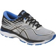 Asics Gel-Cumulus 19 Running Shoes For Men(Grey, Black, Blue)