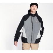 Nike Sportswear HE Wr Woven Signature Jacket Smoke Grey/ Black/ Light Smoke Grey