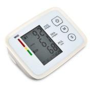 Tensiometru medical CK-A155 cu afisaj LCD, scanare puls, compresie automata