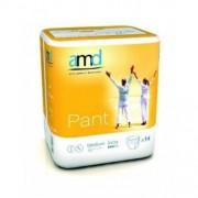 Cueca Fralda AMD Pant Extra de 2900ml saco com 14 Unidades