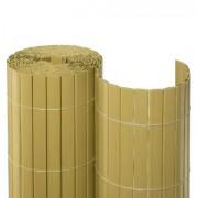 Noor Sichtschutzmatte PVC bambus 2x10m maxi; 10,48 EUR/qm;
