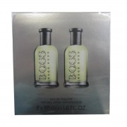 Hugo Boss Bottled Eau De Toilette Spray 50ml Set 2 Pieces 2017