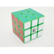 Dayan V 5 ZhanChi 3x3x3 Speed Puzzle Magic Cube ABS Material Green(MCube-DYZC-57mm-green)