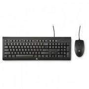 Kit - Tastatură şi mouse HP USB 2.0
